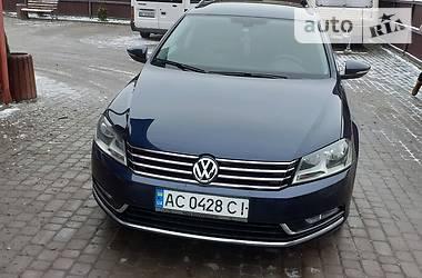 Volkswagen Passat B7 2013 в Сокале