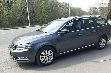 Унiверсал Volkswagen Passat B7 2014 в Харкові
