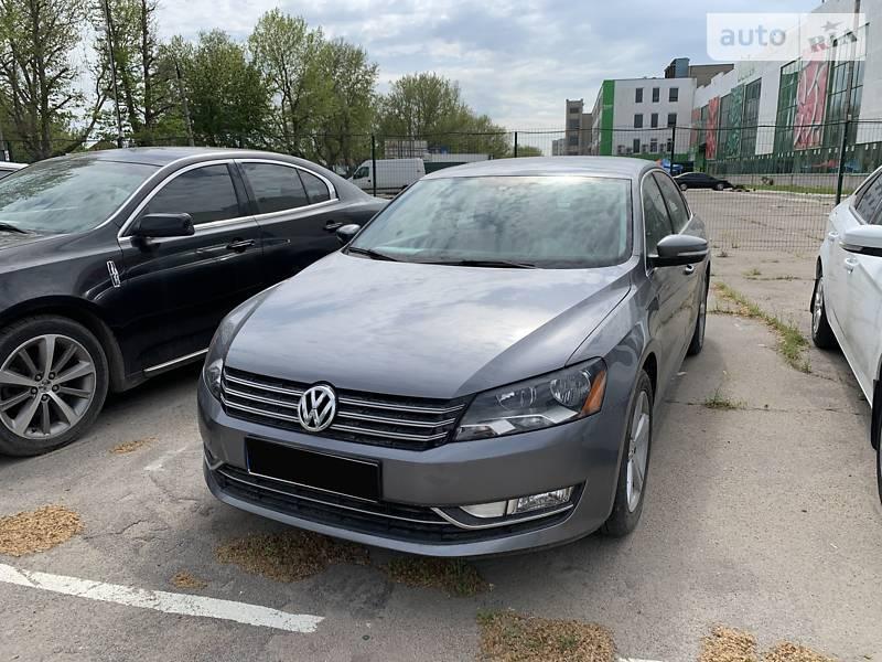 Volkswagen Passat B7 2014 в Херсоне
