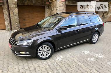 Volkswagen Passat B7 2012 в Черновцах