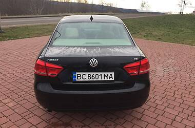 Седан Volkswagen Passat B7 2015 в Трускавце