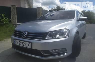 Универсал Volkswagen Passat B7 2013 в Чернигове