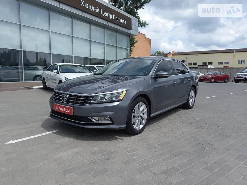 Volkswagen Passat B7 SE 2018