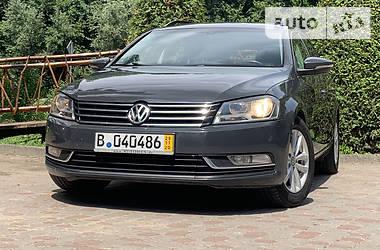 Универсал Volkswagen Passat B7 2012 в Дрогобыче