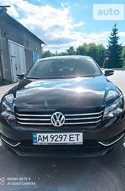 Седан Volkswagen Passat B7 2013 в Бердичеве