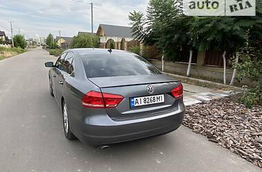 Седан Volkswagen Passat B7 2012 в Києві