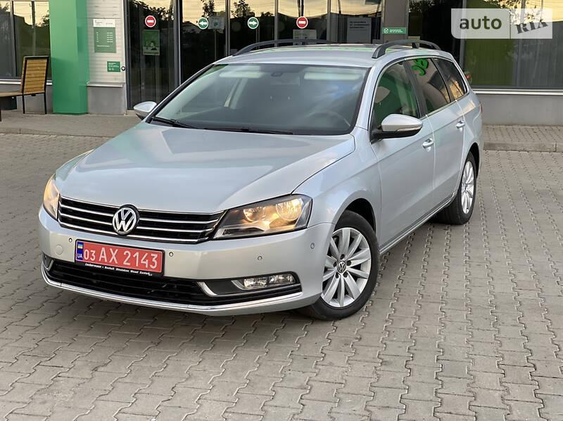 Volkswagen Passat B7 Comfort Line
