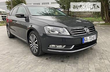 Универсал Volkswagen Passat B7 2014 в Луцке
