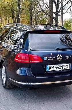 Универсал Volkswagen Passat B7 2013 в Житомире
