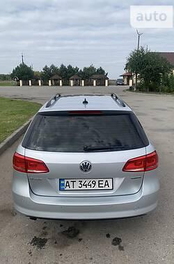Универсал Volkswagen Passat B7 2013 в Городенке