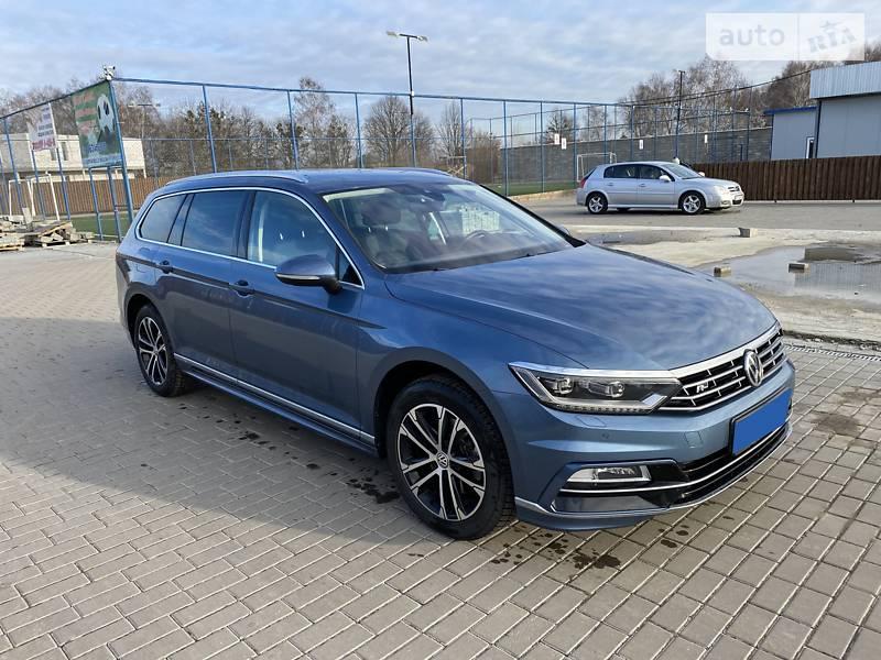 Volkswagen Passat B8 2018 в Львове
