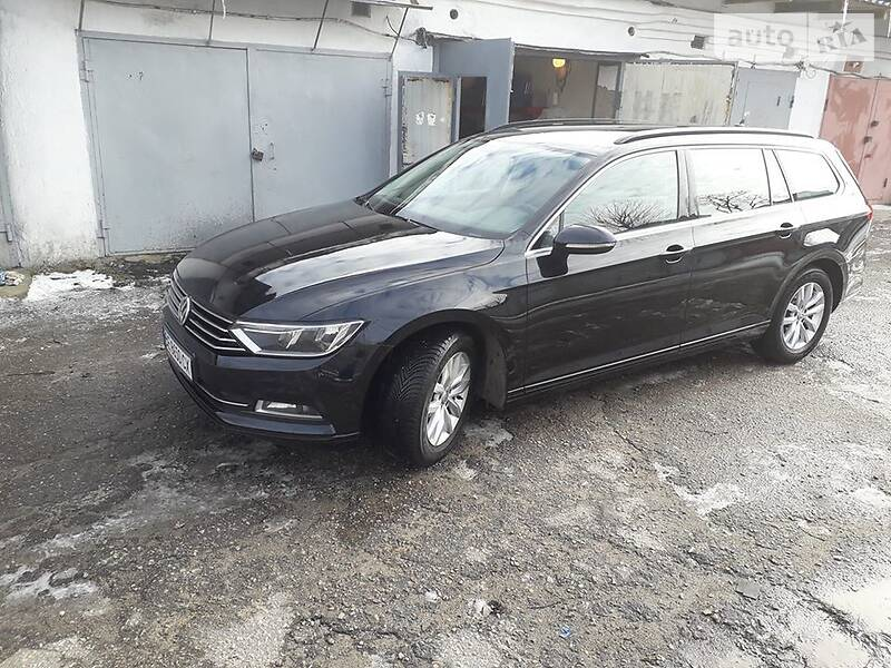 Унiверсал Volkswagen Passat B8 2015 в Миколаєві