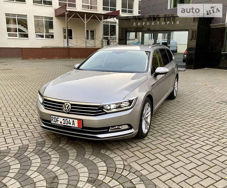 Volkswagen Passat B8 2015 в Луцьку