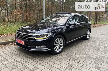 Volkswagen Passat B8 2017 в Львове