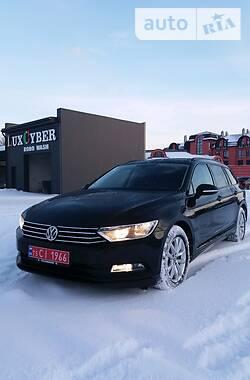 Volkswagen Passat B8 2016 в Дрогобыче