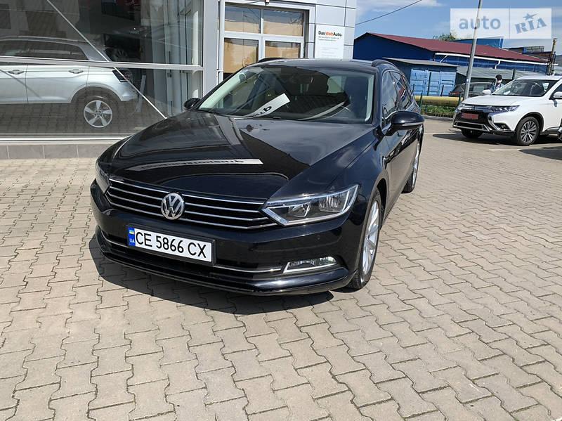 Универсал Volkswagen Passat B8 2015 в Черновцах