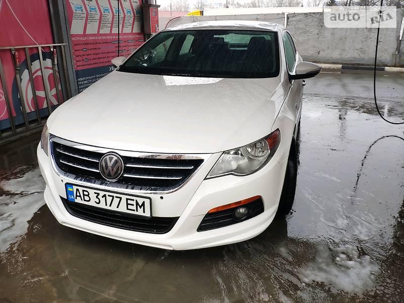 Volkswagen Passat CC 2011 в Киеве
