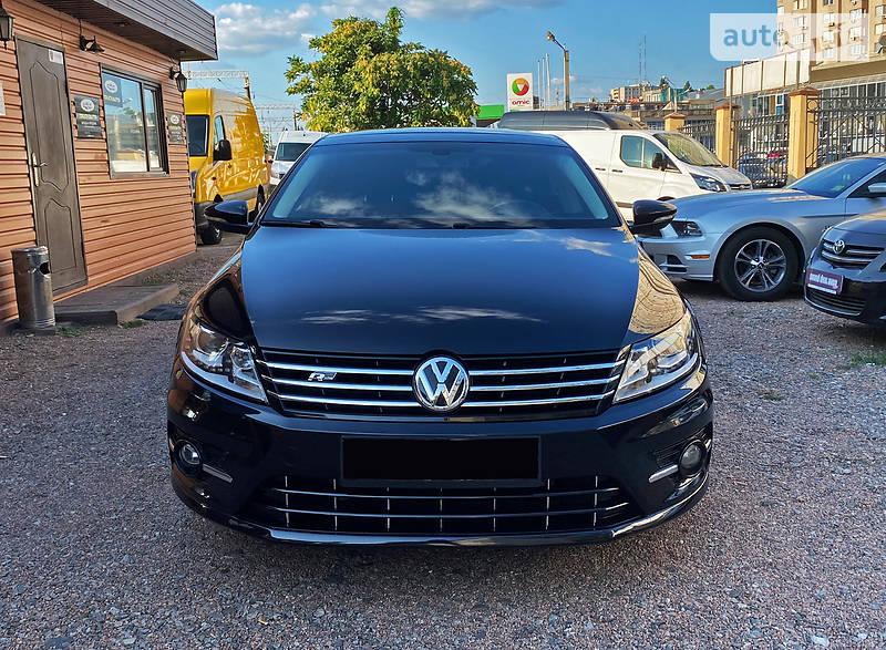 Седан Volkswagen Passat CC 2016 в Одессе