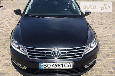 Седан Volkswagen Passat CC 2014 в Теребовле