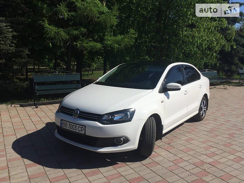 Volkswagen Polo 2013 в Сєверодонецьку