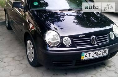 Volkswagen Polo 2003 в Ивано-Франковске