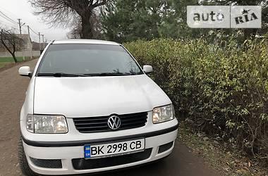 Хэтчбек Volkswagen Polo 2000 в Ровно