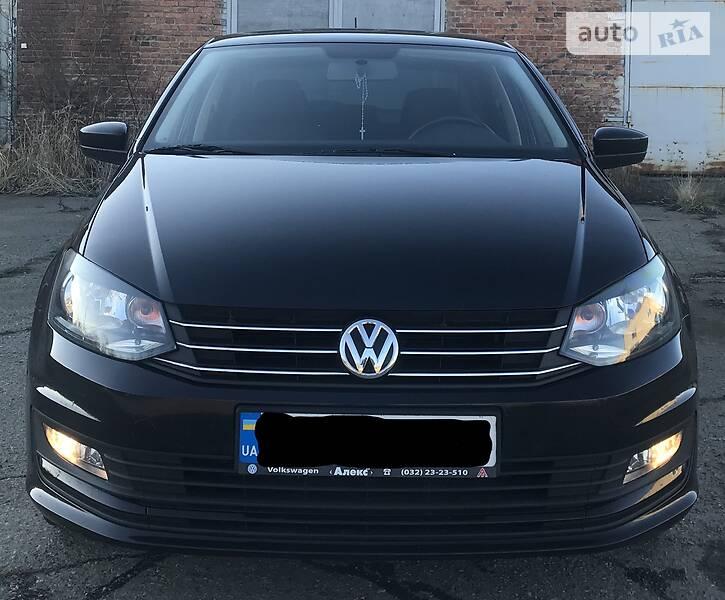 Volkswagen Polo 2017 в Львове