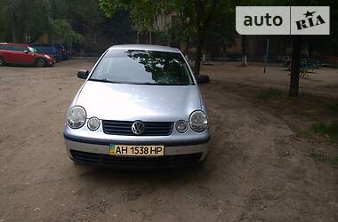 Volkswagen Polo 2003 в Мариуполе
