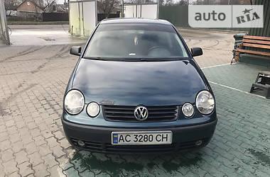 Volkswagen Polo 2002 в Владимир-Волынском