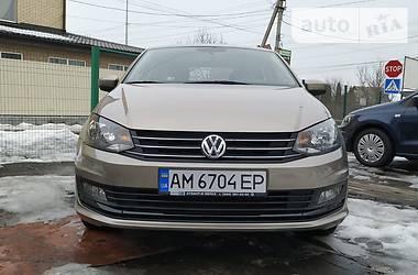 Volkswagen Polo 2016 в Киеве