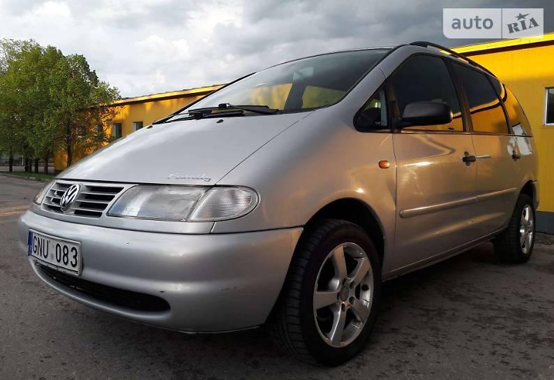 Volkswagen Sharan 2000 в Львові