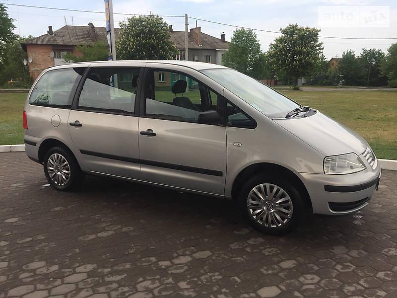 Volkswagen Sharan 2003 в Костополе