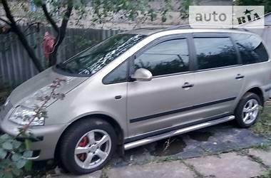 Volkswagen Sharan 2007 в Луганске