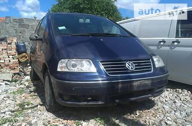 Volkswagen Sharan 2001 в Луцке