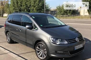 Volkswagen Sharan 2013 в Киеве