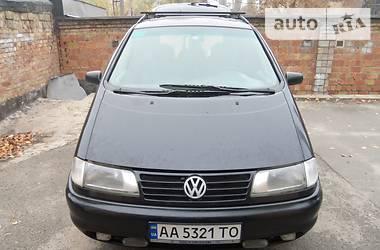 Volkswagen Sharan 1998 в Киеве