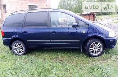 Volkswagen Sharan 2000 в Тернополе