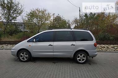 Volkswagen Sharan 1998 в Ивано-Франковске