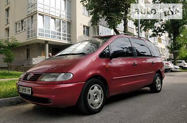 Мінівен Volkswagen Sharan 1995 в Львові