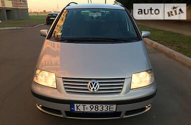 Volkswagen Sharan 2003 в Киеве