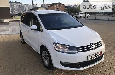 Volkswagen Sharan 2015 в Ивано-Франковске