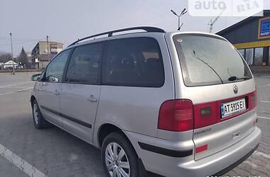 Volkswagen Sharan 2002 в Кременце