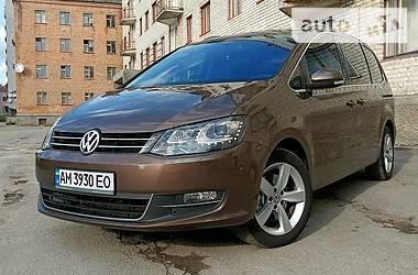 Минивэн Volkswagen Sharan 2011 в Житомире