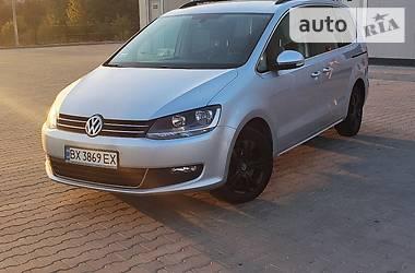 Мінівен Volkswagen Sharan 2012 в Кам'янець-Подільському