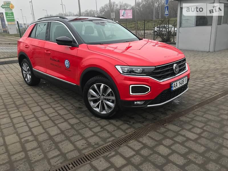 Volkswagen T-Roc 2019 в Ивано-Франковске