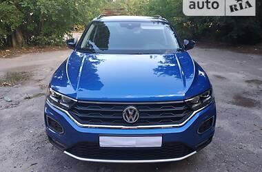 Внедорожник / Кроссовер Volkswagen T-Roc 2019 в Запорожье