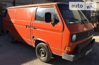 Volkswagen T3 (Transporter) груз. 1987 в Днепре