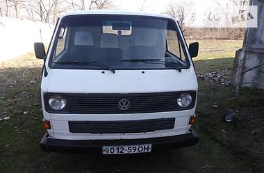 Volkswagen T3 (Transporter) пасс. 1991 в Светловодске
