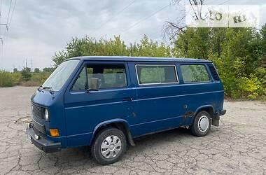 Volkswagen T3 (Transporter) пасс. 1986 в Умани