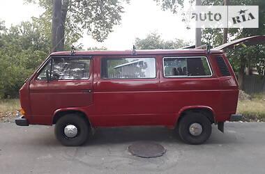 Volkswagen T3 (Transporter) пасс. 1989 в Харькове